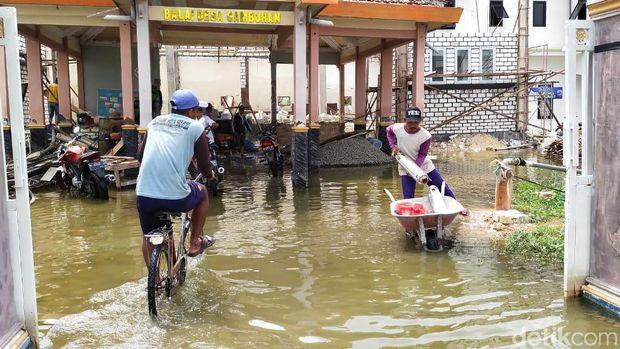 banjir di lamongan