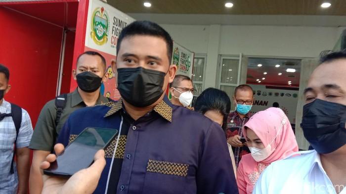 Bobby Nasution (Arfah/detikcom)