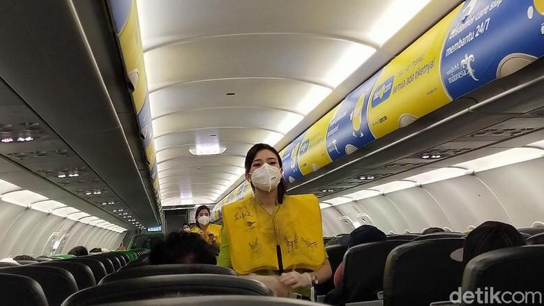 Penerbangan Citilink rute Jakarta Ternate