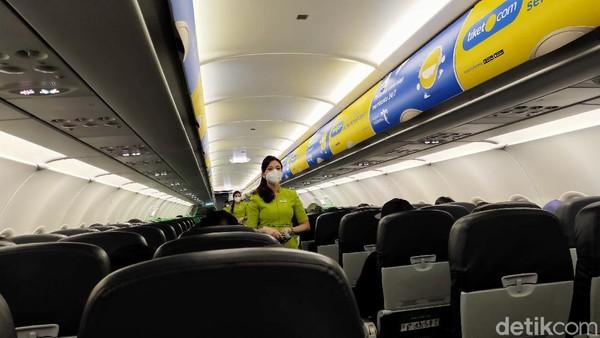Penerbangan akan tersedia setiap hari. Dari Jakarta, pesawat berangkat pada pukul 05.20 WIB.