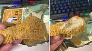 Unik Banget! Es Krim Ini Bentuknya Persis Ayam Goreng