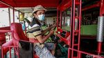 Geliat Pembuatan Odong-odong di Masa Pandemi