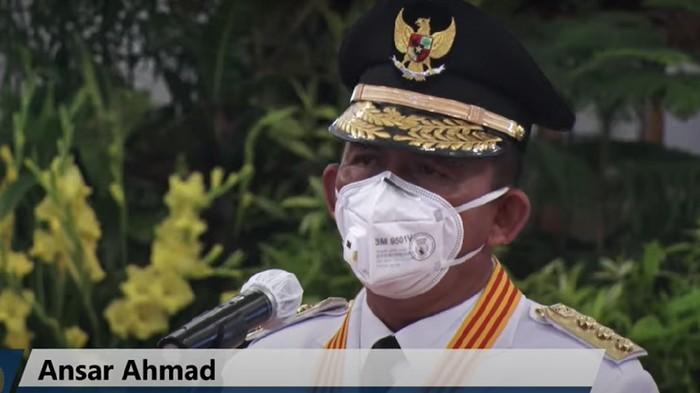 Gubernur Kepri Ansar Ahmad