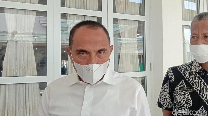 Gubernur Sumut (Gubsu) Edy Rahmayadi