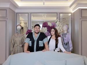 Ivan Gunawan Rilis Koleksi Busana Muslim Terbaru Jelang Ramadan & Idul Fitri