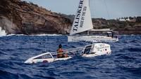 Keren, Perempuan Ini Berhasil Menyeberangi Samudera Atlantik Sendirian