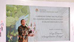 Dorong Ekonomi Nasional, KLHK Gelar Bimtek Hasil Hutan Bukan Kayu