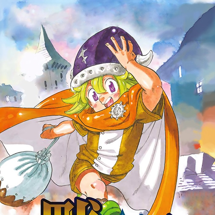 Kodansha Comics menerbitkan sekuel manga The Seven Deadly Sins