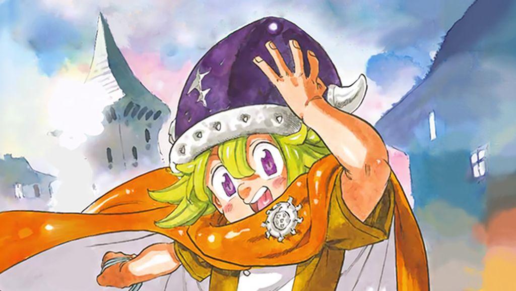 Sekuel Manga Seven Deadly Sins Terbit dalam Bahasa Jepang dan Inggris