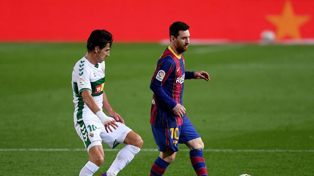Messi di Persimpangan Karier, Mascherano Tak Berani Ikut Campur