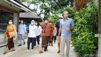 Ngantor di Bali Lagi, Sandiaga Buka Pintu untuk Investor Pariwisata