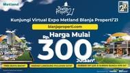 Metland Gelar BlanjaProperti21, Promo Harga Mulai Rp 300 Jutaan