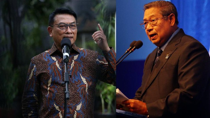 Ketua majelis Tinggi Partai Demokrat, Susilo Bambang Yudhoyono (SBY) menyebut nama Moeldoko terkait isu kudeta Partai Demokrat. Moeldoko pun memberi ultimatum untuk tidak menekannya.