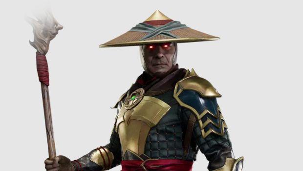 Karakter Mortal Kombat Raiden