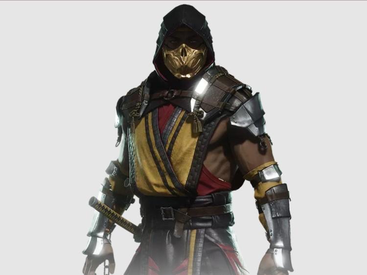Karakter Mortal Kombat Scorpion