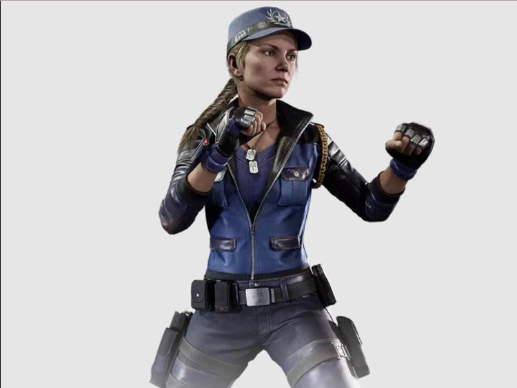 Karakter Mortal Kombat Sonya Blade