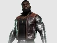 Karakter Mortal Kombat Jax