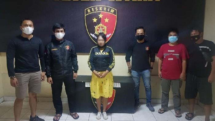 Polisi tanggkap IRT DPO kasus Penipuan