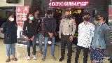 5 Remaja Lumajang Joget di Traffic Light Demi Konten YouTube Diamankan