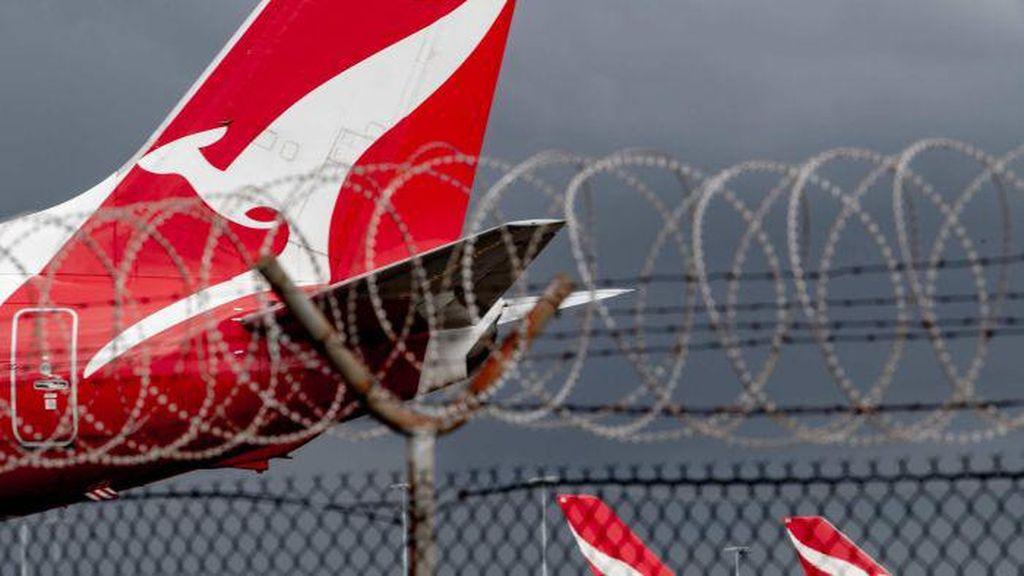 Rugi Miliaran Dolar, Qantas Berharap Penerbangan Internasional Dimulai Oktober 2021
