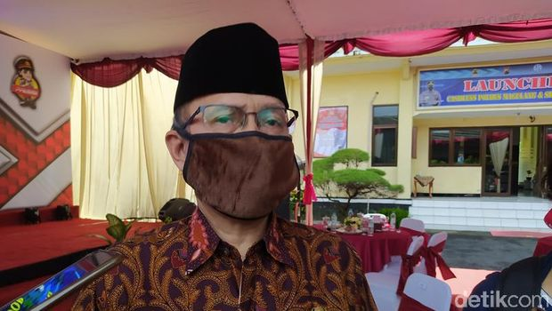 Sekda Pemkab Magelang Adi Waryanto