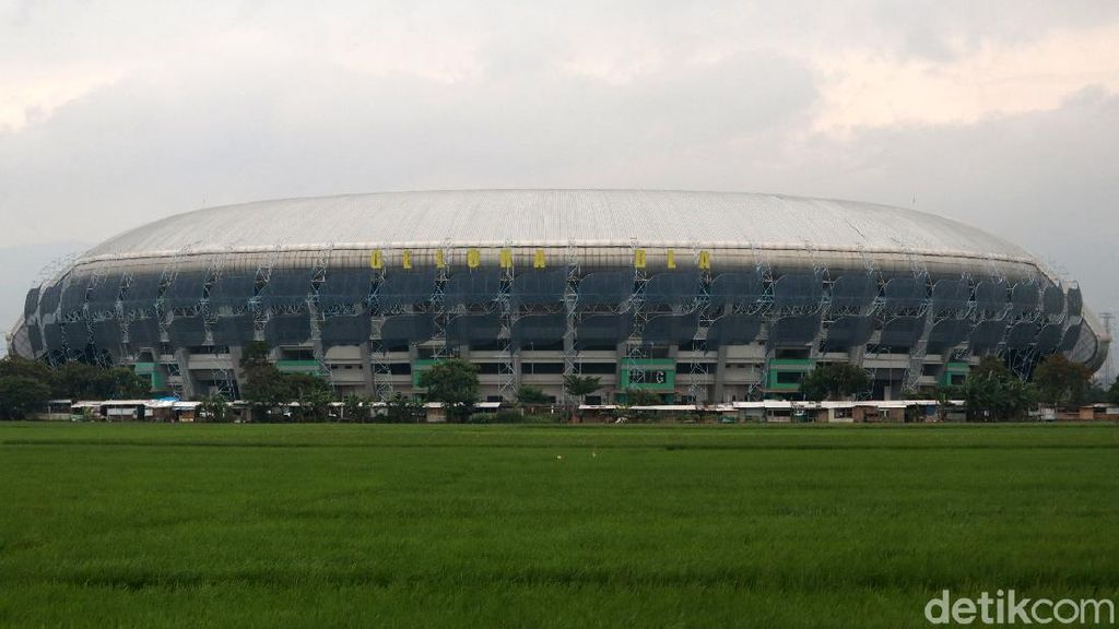 Stadion GBLA Siap Sambut Piala Menpora