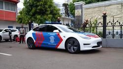 Canggih, Mobil Patroli Polisi Indonesia Ini Punya Fitur Autopilot