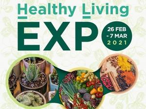 Trans Shopping Mall Group & Trubus Kolab Hadirkan Healthy Living Expo