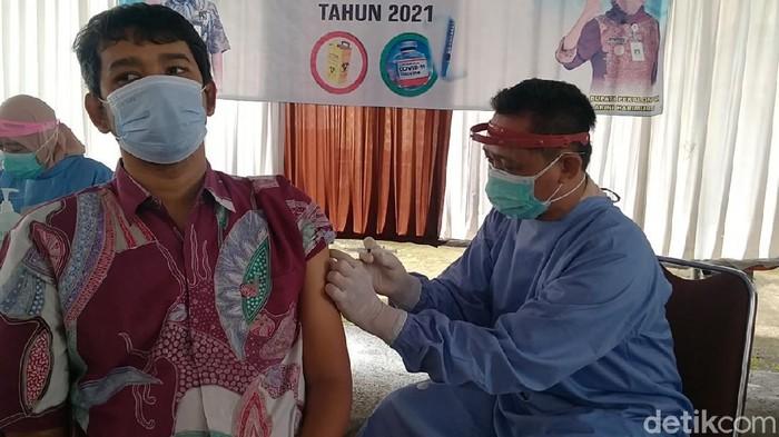Vakinasi COVID-19 di Kabupaten Pekalongan
