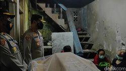 Wakapolres Jakbar Layat ke Rumah Duka Fery, Korban Penembakan Bripka CS