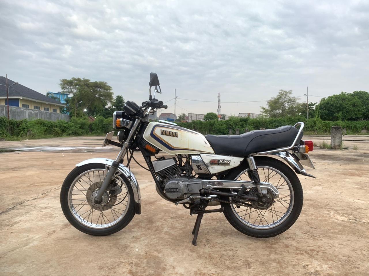 Yamaha RX-King Dijual Rp 125 Juta