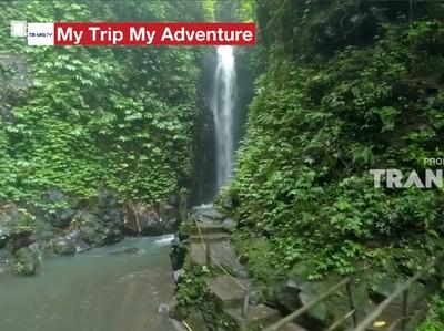My Trip My Adventure: Air Terjun Campuhan Bali yang Eksotis