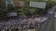 PNS Myanmar Mogok Massal, Joe Biden Telepon Raja Salman
