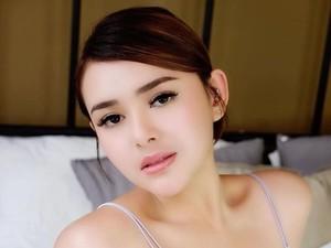 Amanda Manopo Pakai Hoodie Gembel, Harganya Bikin Netizen Menangis