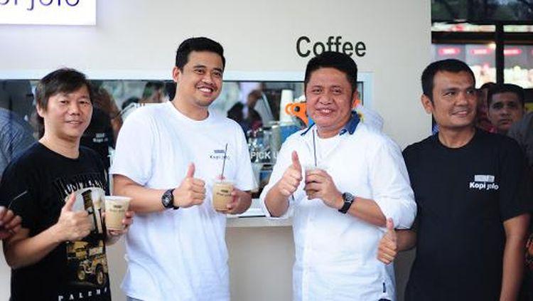 Bobby Nasution, Walikota Medan yang Punya Hobi Ngopi
