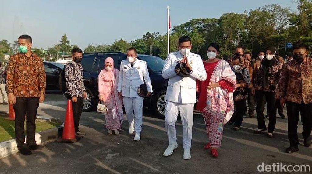 Resmi Jadi Wali Kota Medan, Bobby Nasution Punya Harta Rp 54,8 M