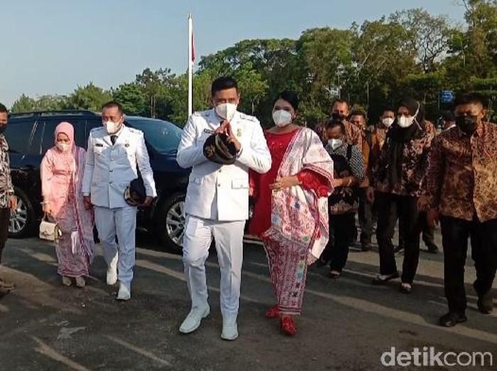 Bobby Nasution dilantik menjadi Wali Kota Medan
