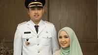 Gaya Hijab Chaca Frederica Resmi Jadi Istri Pejabat, Suaminya Bupati Kendal