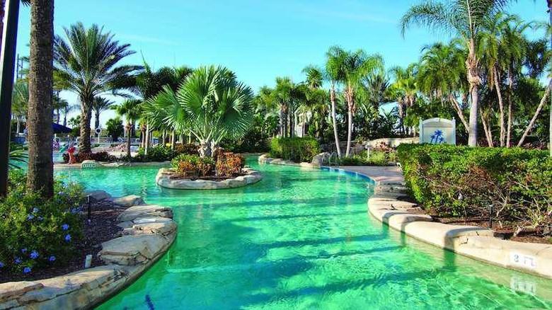 Resort di Orlando, Amerika Serikat.
