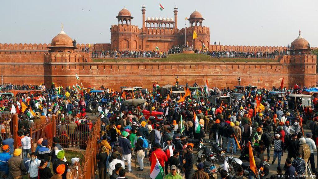 Dari Pelosok ke Hollywood, Melihat Petani India Galang Aksi Protes