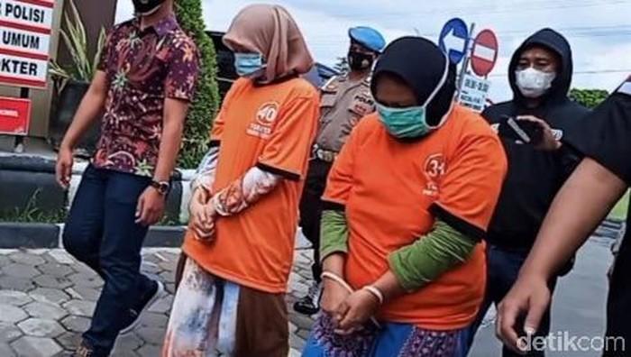 Polisi menangkap ibu-anak pelaku penculikan bocah berusia 9 tahun di Klaten. Keduanya nekat menculik karena kehilangan emas dan menuduh ibu korban pencurinya.