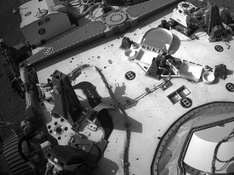 Robot NASA mengambil foto keluarga yang indah ke M