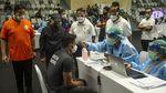 Giliran Para Atlet Disuntik Vaksin Corona