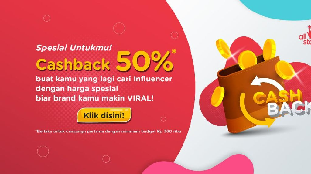 Gojek Gaet Allstars.id, Pemasaran Mitra UMKM Bakal Dibantu Influencer