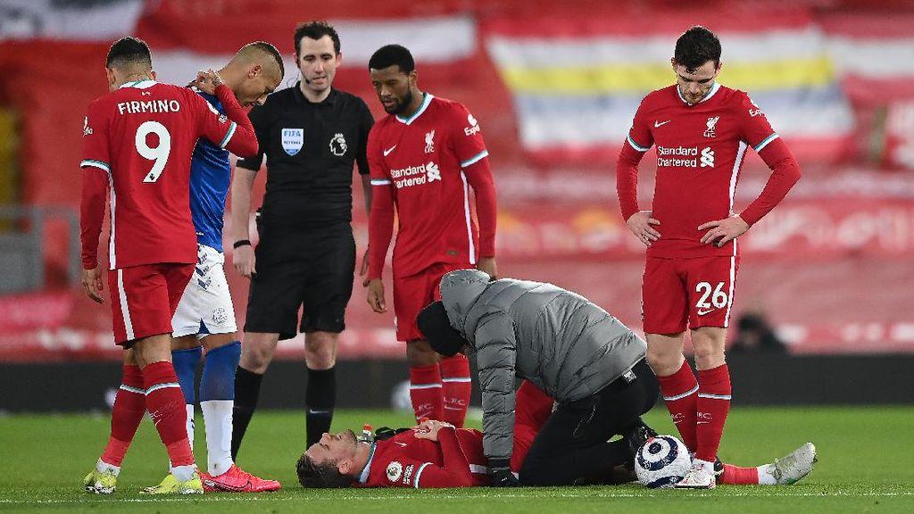 Liverpool Kehilangan Jordan Henderson Sampai April