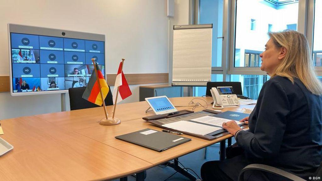 Indonesia-Jerman Sepakati Kerja Sama di Bidang Kesehatan Lawan Pandemi
