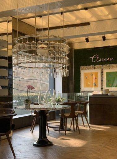 jessica jung buka restoran bernama 'clareau'