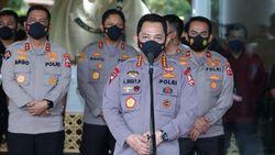Kapolri Minta TNI-Polri Siapkan Strategi Hadapi Propaganda KKB