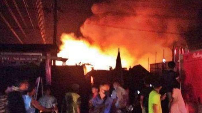 Kebakaran di Ogan Ilir (Dok Istimewa)