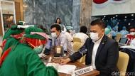 Mardani Ungkap Penampakan Vaksinasi Anggota DPR yang Digelar Tertutup